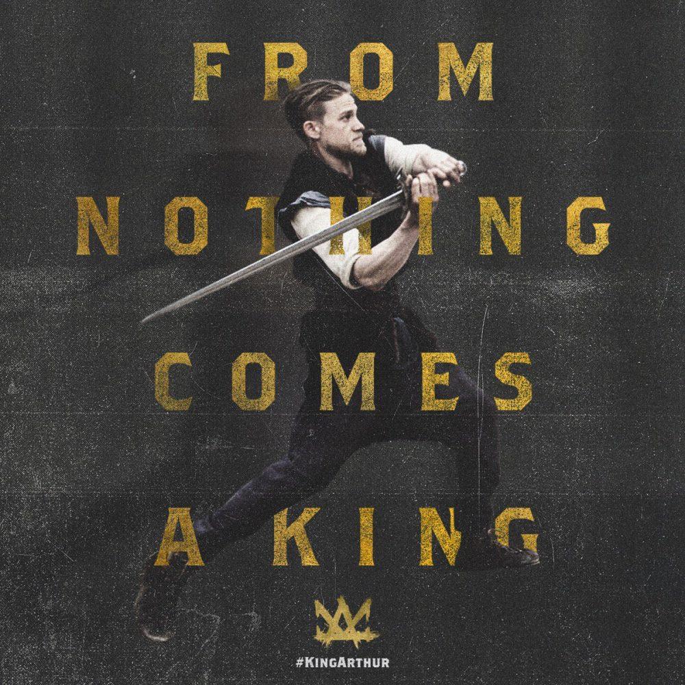 King Arthur: il Potere della Spada, clip in esclusiva al Romics