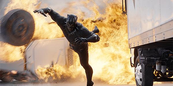 Black Panther: ufficiale il ritorno di Martin Freeman!