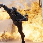Black Panther: le prime foto dal set con Chadwick Boseman e Martin Freeman!