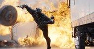 Captain America: Civil War, Black Panther al centro di un nuovo video sull'evoluzione degli effetti speciali