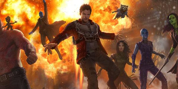 Guardiani della Galassia Vol. 2: Anteprima in attesa del nuovo trailer