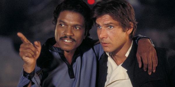 Han Solo Lando Calrissian Star Wars