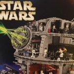 Star Wars: ecco le prime immagini della nuova Morte Nera LEGO!