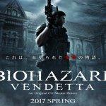 Resident Evil: Vendetta, un breve video ci porta nel dietro le quinte del film d'animazione in CG