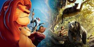 Il Re Leone e Il Libro della Giungla: tutte le somiglianze tra i due progetti Disney in un video