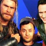 Thor, Loki e Odino in costume nelle nuove foto dal set di Thor: Ragnarok