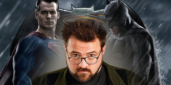 Batman v Superman Kevin Smith