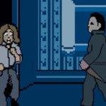 Halloween: il cult di John Carpenter riassunto in un video in 8-bit