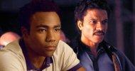 Han Solo: Alden Ehrenreich è già sul set di Londra, Donald Glover parla di Lando da Ellen DeGeneres
