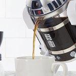 Star Wars: ecco la caffettiera e il frigorifero a forma di R2-D2
