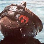 Rogue One: A Star Wars Story, un elmo ribelle e l'avanzata degli Stormtrooper nel poster russo