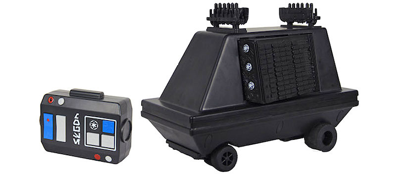 MSE 6 Star Wars imperial mouse droid
