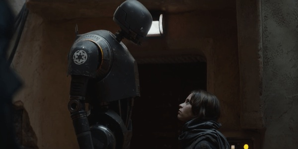 Rogue One Alan Tudyk K-2SO