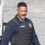 Bright: ecco Will Smith sul set del nuovo film di David Ayer