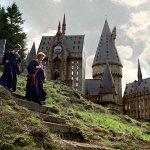Gli Harry Potter Studios per Natale si tingono di bianco, ecco le date e le novità