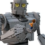 Il Gigante di Ferro: ecco il set LEGO creato da un fan che potrebbe diventare realtà