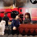 Harry Potter: l'intera saga riassunta in 90 secondi grazie ad un video LEGO in stop motion