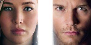 Passengers: Jennifer Lawrence e Chris Pratt in una nuova clip italiana