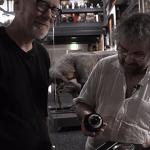 Peter Jackson: un viaggio video nella sua immensa collezione di memorabilia cinematografici!