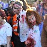 #LuccaBAD 2016 – I non-morti della Zombie Walk Italia invadono Lucca Comics & Games!