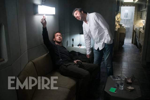 Blade Runner 2049: nuovo scatto dietro le quinte dal film
