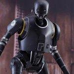 Rogue One: a Star Wars Story, ecco la figure della Hot Toys di K-2SO