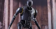 Rogue One: a Star Wars Story, ecco la figure della Hot Toys di K-2SO