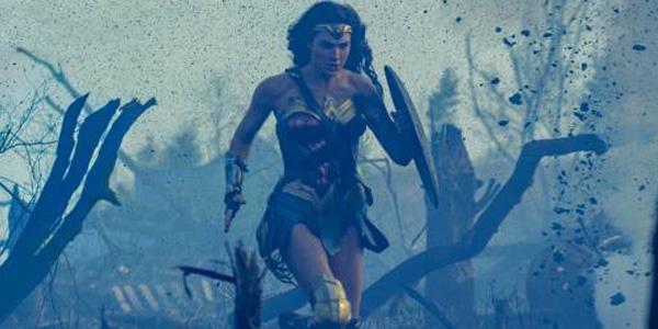 Wonder Woman: una nuova foto sul campo di battaglia