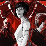 Ghost in The Shell: un nuovo poster in stile manga