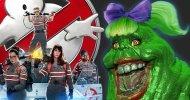 Ghostbusters: Lady Slimer in alcuni concept art del film di Paul Feig
