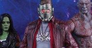 Guardiani della Galassia Vol. 2: un primo sguardo alle figure dei protagonisti firmate dalla Hot Toys