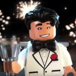 LEGO Batman – Il Film: Bruce Wayne e Barbara Gordon in una nuova clip italiana