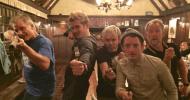 Orlando Bloom e Elijah Wood in una mini reunion del cast di Il Signore degli Anelli!