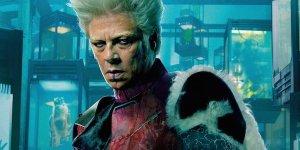 Benicio del Toro Guardiani della Galassia Avengers