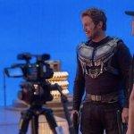 Guardiani della Galassia Vol. 2: Chris Pratt e James Gunn si prendono in giro su Instagram