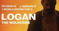 Logan: BadTaste.it ti invita all'anteprima evento gratuita il 28 febbraio al Cinema Arcadia di Melzo!