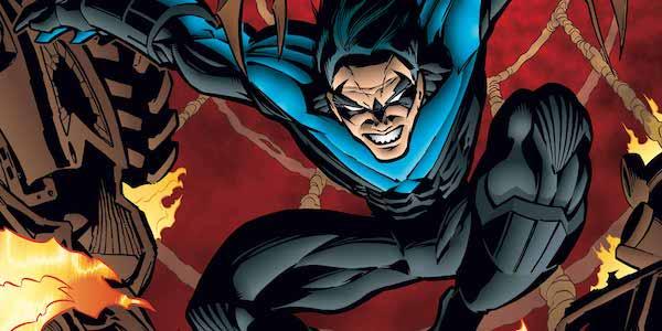 Nightwing avrà un film tutto suo