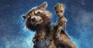Guardiani della Galassia Vol. 2: Rocket Raccoon e Baby Groot in una nuova immagine promozionale