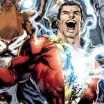 Shazam: da Asher Angel due foto in vista dei lavori preparatori del film DC
