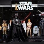 Star Wars: ecco le action figure del 40° anniversario realizzate dalla Hasbro