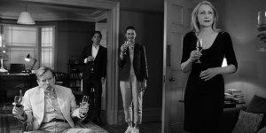 The Party: una clip del nuovo film di Sally Potter con Timothy Spall e Kristin Scott Thomas