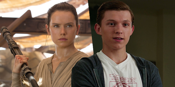 Tom Holland Daisy Ridley Chaos Walking