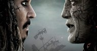 Pirati dei Caraibi: La Vendetta di Salazar, Jack Sparrow e Salazar nel nuovo poster internazionale