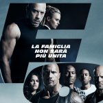 Fast & Furious 8: la famiglia non è più unita nel nuovo poster italiano