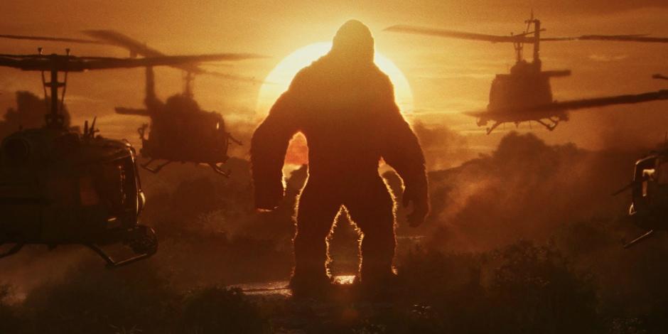 Kong: Skull Island, il nuovo trailer in italiano!