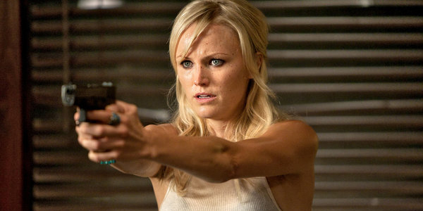 Rampage: Malin Akerman nel cast del film insieme a Dwayne Johnson