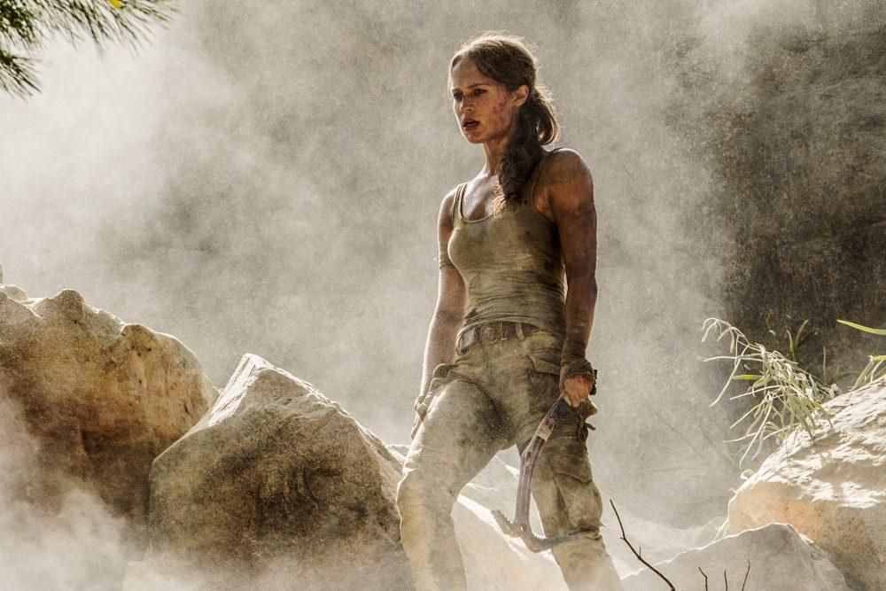 Le prime immagini ufficiali del film di Tomb Raider con Alicia Vikander