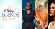 D23 Expo 2017: Carrie Fisher, Mark Hamill e Stan Lee tra le nuove Disney Legends