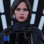 Rogue One: a Star Wars Story, ecco la figure Hot Toys di Jyn Erso con la divisa imperiale