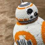 Star Wars Celebration: le statue LEGO dei protagonisti dei nuovi film!